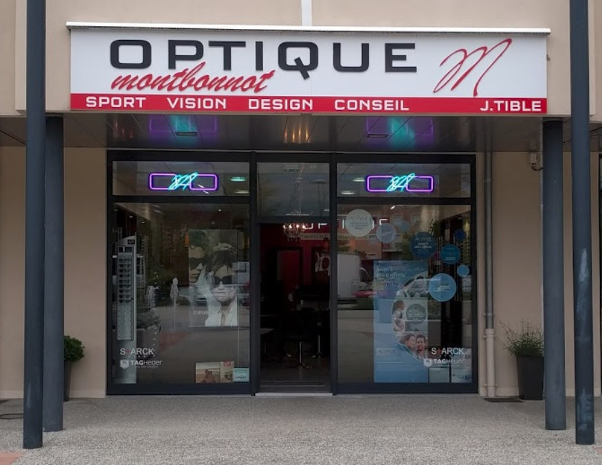 Optique Montbonnot-Saint-Martin - Opticien Optikid Magasin bas