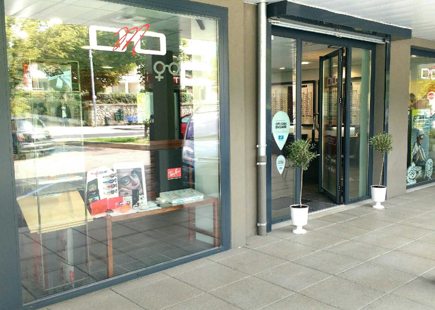 Optique Montbonnot-Saint-Martin - Opticien Optikid Magasin haut